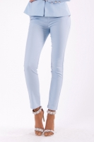 Pantaloni de dama model 115905 YourNewStyle albastru
