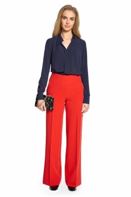 Bluza eleganta Model 112624 Style Bleumarin