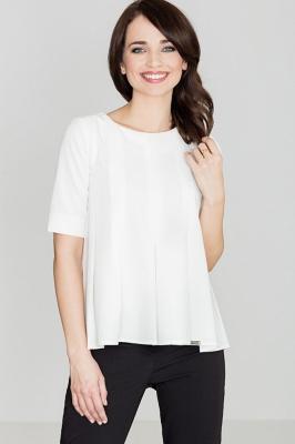 Bluza model 119268 Lenitif bej