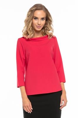 Bluza model 121281 Tessita rosu