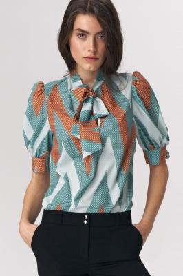 Bluza model 141291 Nife multicolor