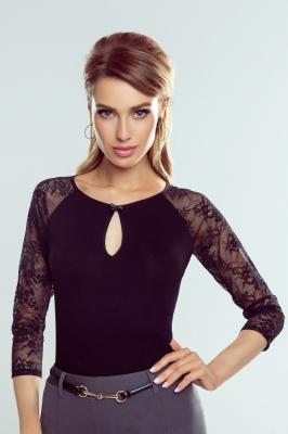 Bluza model 147382 Eldar negru