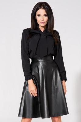 Bluza cu funda Model 61677 Tessita negru