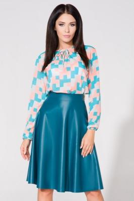 Bluza model 61682 Tessita multicolor
