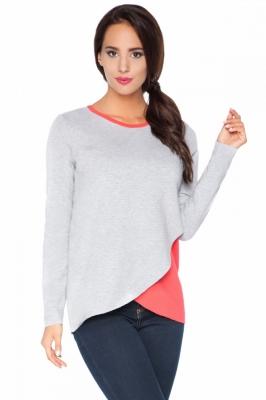 Bluza model 71393 RaWear gri