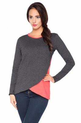 Bluza model 71396 RaWear gri