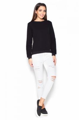 Bluza model 77310 Katrus negru