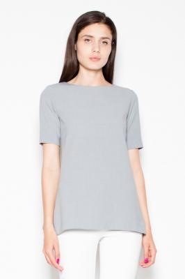 Bluza model 77562 Venaton gri