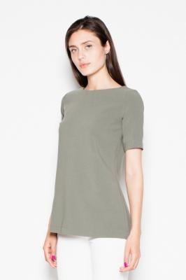 Bluza model 77563 Venaton verde