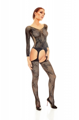 Bodystocking model 144861 Anais negru