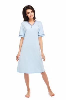 Camasa de noapte model 110804 Betina albastru