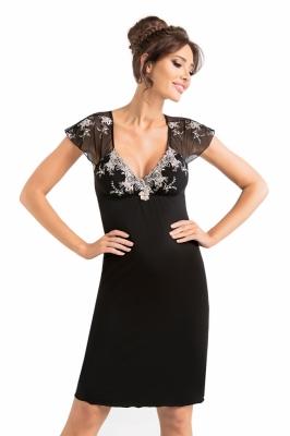 Camasa de noapte model 135153 Donna negru