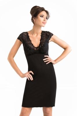Camasa de noapte model 135664 Donna negru