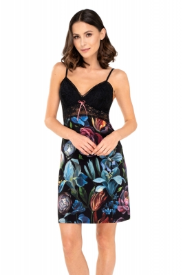 Camasa sexy model 156899 Babella negru