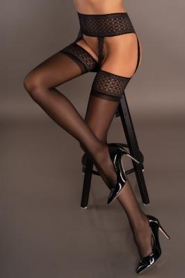 Ciorapi model 150286 Livia Corsetti Fashion negru