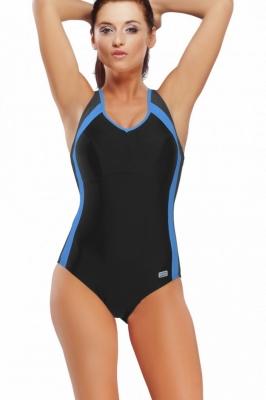 Costum de baie intreg model 132796 GWINNER negru