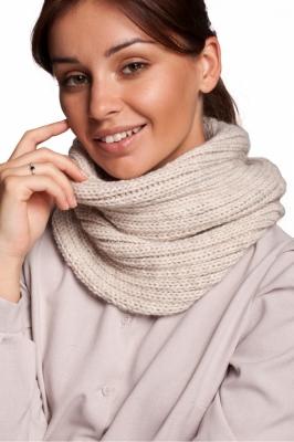 Esarfa Infinity model 148895 BE Knit bej