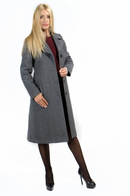 Palton model 105141 Mattire roz