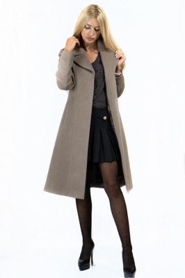 Palton model 105143 Mattire bej