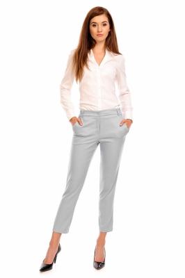 Pantaloni eleganti Model 118957 Cabba gri