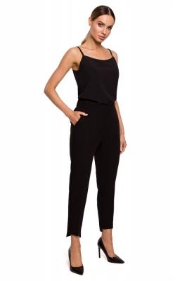 Pantaloni de dama model 157363 Moe negru