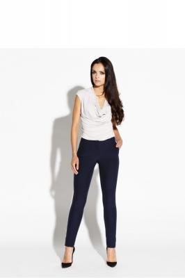 Pantaloni de dama model 68287 Dursi Bleumarin
