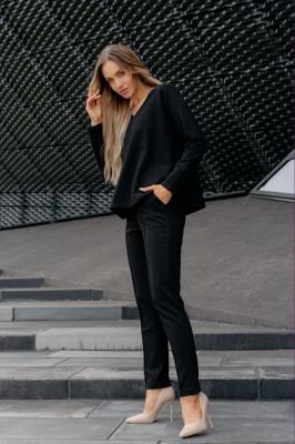 Pantaloni de trening model 158042 Lemoniade negru