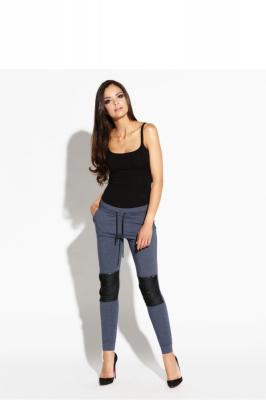 Pantaloni de trening model 68292 Dursi albastru