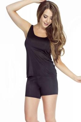 Pantaloni scurti model 125959 Mewa negru