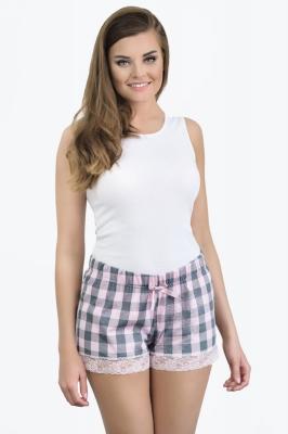 Pantaloni scurti model 133838 Babella roz