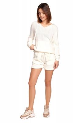 Pantaloni scurti model 154043 BE Knit bej