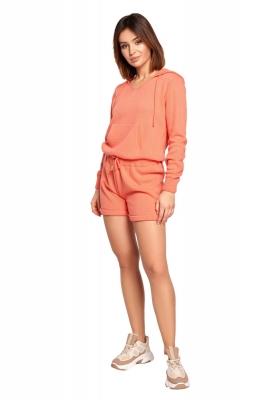 Pantaloni scurti model 154044 BE Knit roz