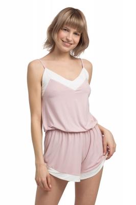 Pantaloni scurti model 155793 LaLupa roz