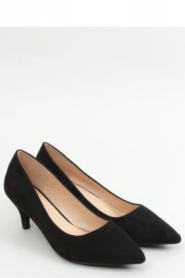 Pantofi cu toc mic eleganti Model 157239 Inello negru