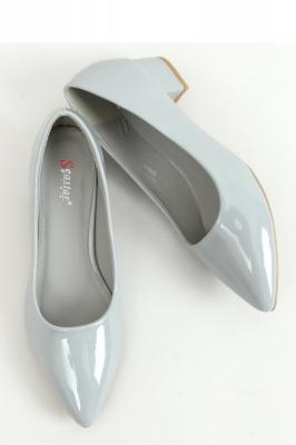 Pantofi dcu toc gros model 155238 Inello gri