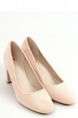 Pantofi dcu toc gros model 155591 Inello bej