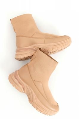 Pantofi de sport model 158167 Inello maro