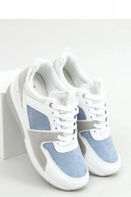 Pantofi de sport model 158230 Inello albastru