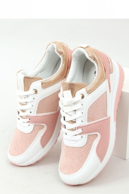 Pantofi de sport model 158231 Inello roz