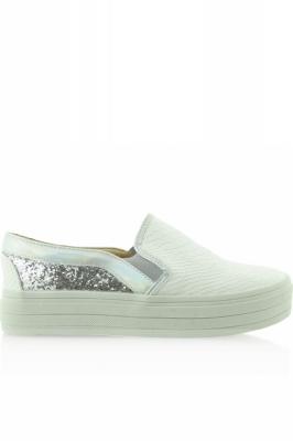 Pantofi de sport model 38033 Heppin alb