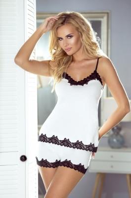 Pijama model 105145 Eldar bej