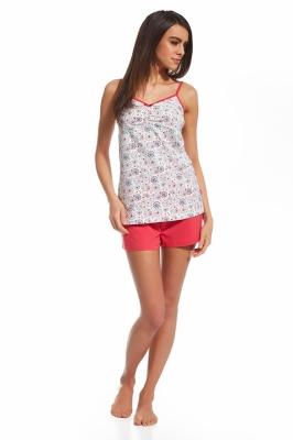 Pijama model 114882 Cornette multicolor