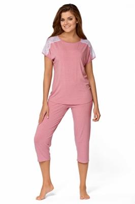 Pijama model 128872 Babella roz