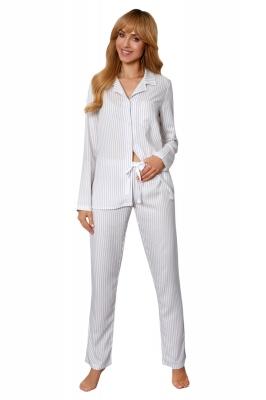 Pijama model 148423 Rossli alb
