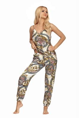 Pijama model 148463 Donna bej