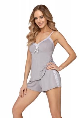 Pijama model 148472 Babella gri