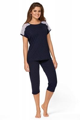 Pijama model 149428 Babella Bleumarin