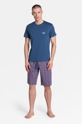 Pijama model 150893 Henderson Bleumarin