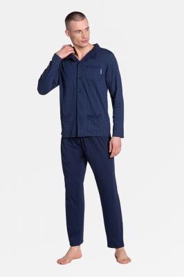 Pijama model 150895 Henderson Bleumarin
