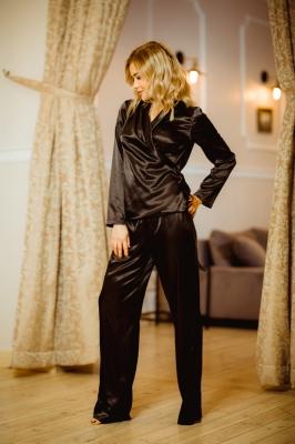 Pijama model 151034 Kalimo negru